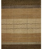 RugStudio presents ORG Tibetan Weave 406 (80 Knot) Beige Hand-Knotted, Good Quality Area Rug